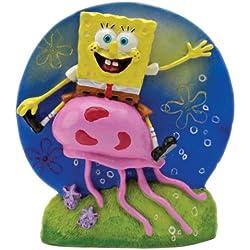 Penn-Plax SpongeBob & Jellyfish