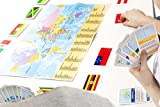 Tactic Games US Flags of The World Family Card Game
