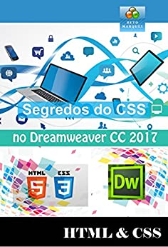 Segredos do CSS no Dreamweaver CC 2017 por [Marques, Beto]