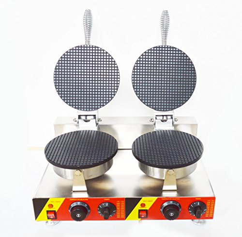 Commercial Electric Ice Cream Cone Machine Electric Waffle M