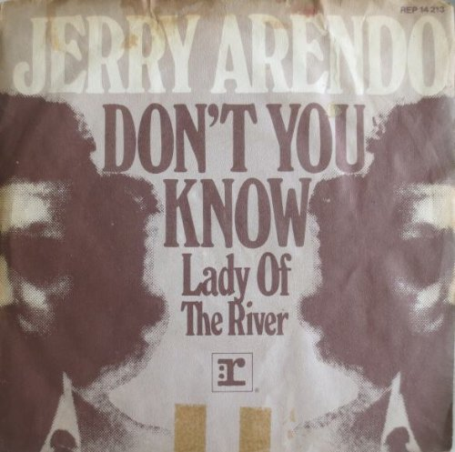 Price comparison product image Jerry Arendo - Don't You Know - Reprise Records - REP 14 213