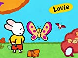 Louie, draw me a butterfly