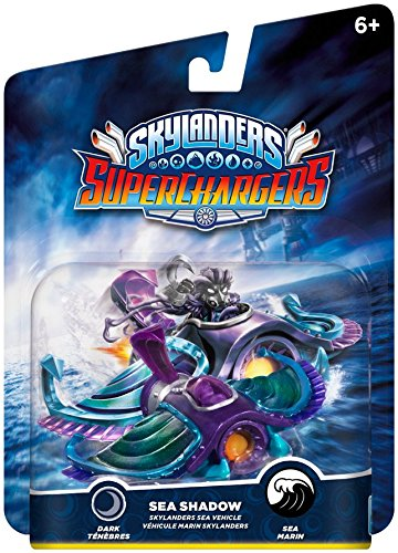 Skylanders SuperChargers: Vehicle Sea Shadow Character Pack by Activision (Image #1)
