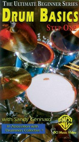 The Ultimate Beginner Series:  Drum Basics Step One [VHS]