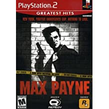 Max Payne - PlayStation 2 - Standard Edition