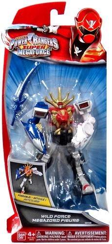 Power Rangers Super Megaforce - Wild Force Megazord Action Figure