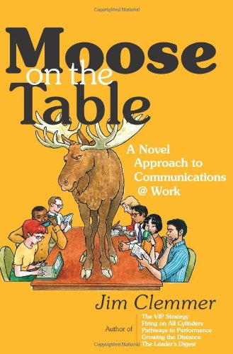 Moose on the Table: A Novel Approach to Communications @ Work ()