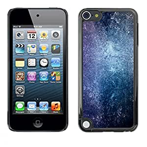 Jordan Colourful Shop - Universe Meaning Deep Cosmos Stars For Apple iPod Touch 5 Personalizado negro cubierta de la caja de pl????stico