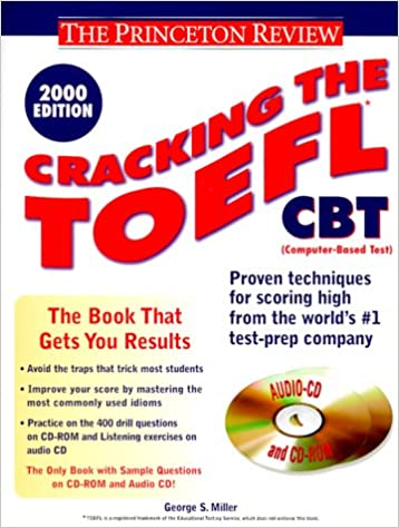 Cracking the Toefl Cbt 2000: With Cd-Rom and Audio Cd