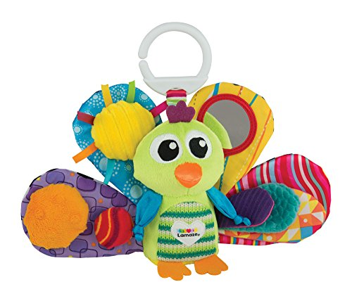 Lamaze Jacque The Peacock by Lamaze