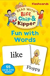 Oxford Reading Tree Read With Biff, Chip, and Kipper: Fun With Words Flashcards (Read With Biff Chip & Kipper)