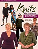 Knits for Real People: Fitting and Sewing Fashion  Knit Fabrics (Sewing for Real People series)