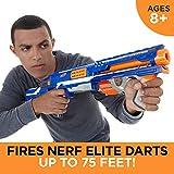 Rampage Nerf N-Strike Elite Toy Blaster with 25