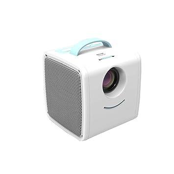 LouiseEvel215 Mini proyector portátil para niños, LCD Story ...