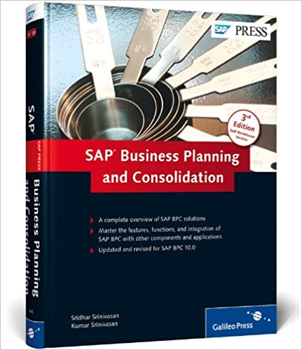 Pdf planning and sap business consolidation