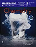 Chemistry: The Study of Matter from a Christian Worldview (Teacher Guide) (Master