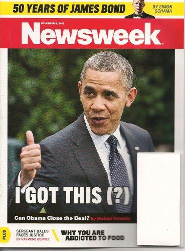 newsweek-magazine-november-5-2012-50-years-of-james-bond
