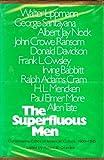 The Superfluous Men, , 029277527X