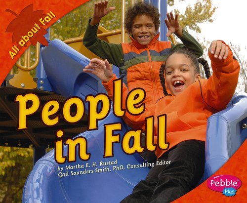 People in Fall (All about Fall) by Brand: Capstone Press