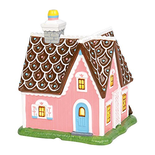Department 56 Snow Village Easter Sweets House Building 6002310