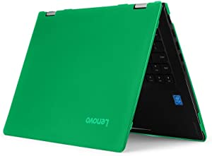 "iPearl mCover Hard Shell Case for New 14"" Lenovo Ideapad Flex 6 14 (6-14IKB or 6-14ARR, NOT Compatible with Older Flex 4-14/5-1470 Series) Laptop Computers (FLEX6-14 Green)"