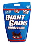 GIANT GAINS CHOCOLATE 10LB Review