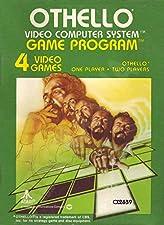 Othello 1980 Atari 2600 Video Game