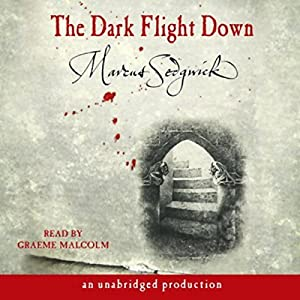 The Dark Flight Down Audiobook