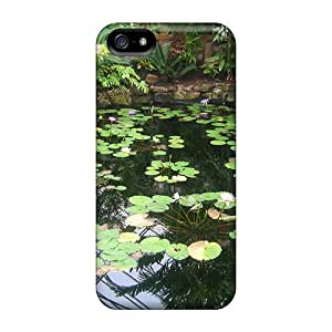 New Iphone 5/5s Case Cover Casing(water Garden Uk)