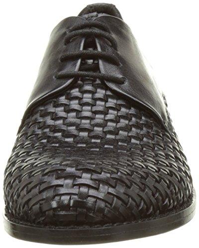 Kickers Tufou, Derbys Femme Noir (Noir)