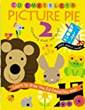 img - for Ed Emberley's Picture Pie Two (Drawing Book Series;) book / textbook / text book