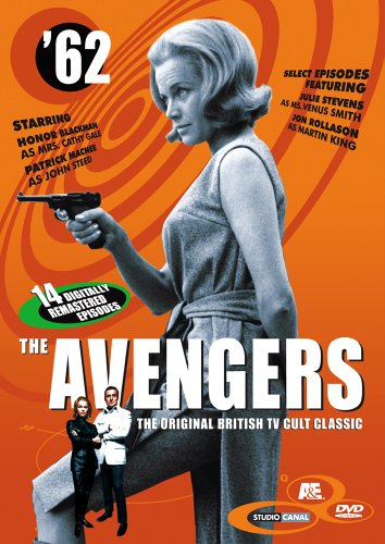 The Avengers '62 -  Complete Set by A&E