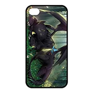 FashionFollower Design Movie Series How to Train Your Dragon Hot Phone Case Suitable For iphone4/4s IP4WN32218 by runtopwell