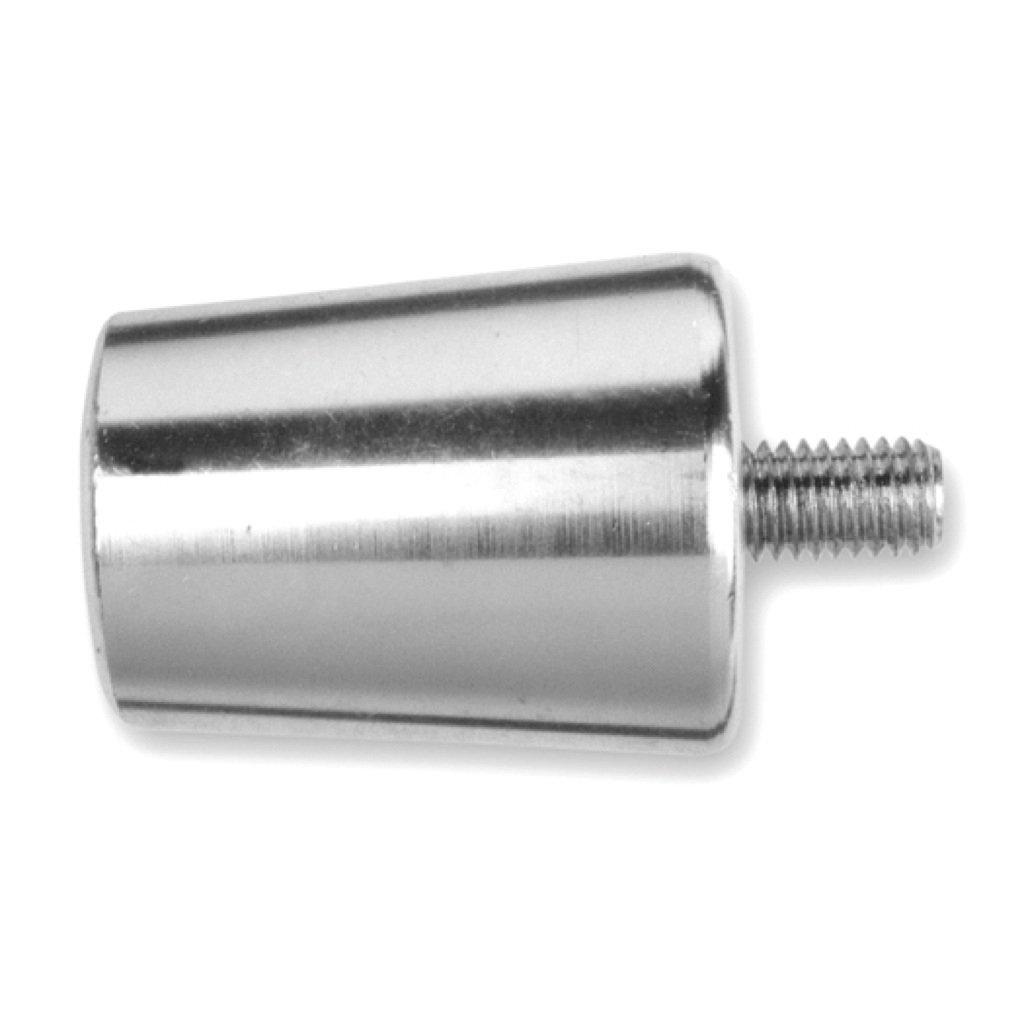 V PARTS - 904CF : Juego contrapesos manillar terminales aluminio conicos KAWASAKI VARIOS COLORES