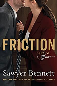 Friction by [Bennett, Sawyer]