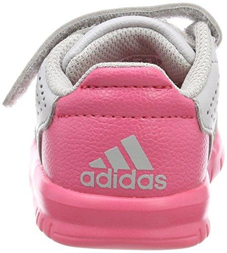 gridos Unisex Zapatillas ftwbla 000 Bebé Altasport rosrea Gimnasia Adidas Gris I Cf De qO1zaw