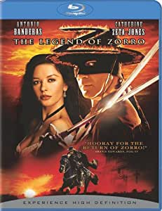 The Legend of Zorro [Blu-ray]
