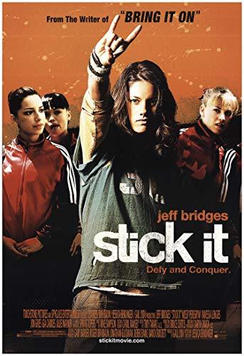 Best stick it movie poster list