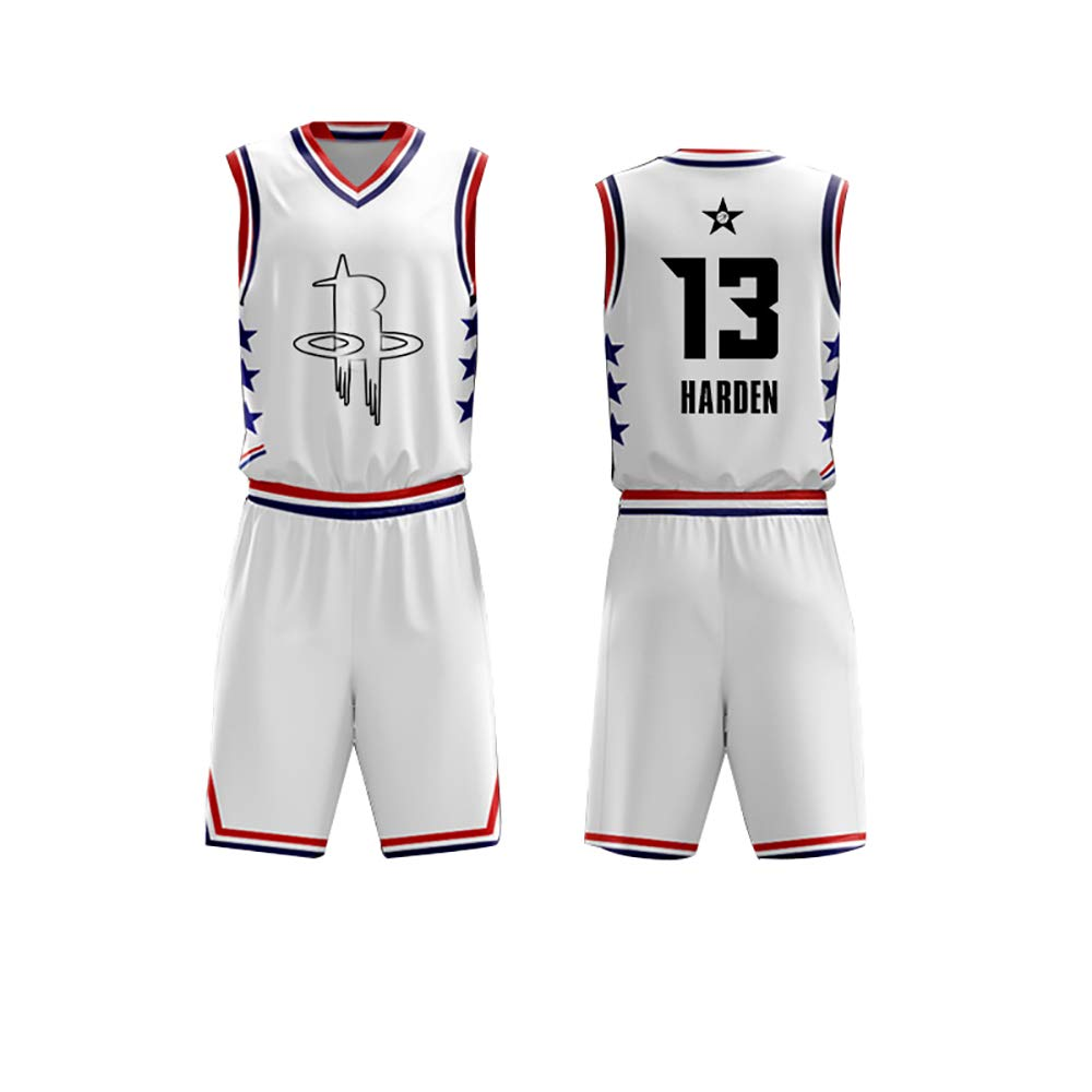 No. 13 Jersey James Harden, Houston Rockets, James Harden13 ...