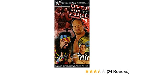 Amazon Com Wwf In Your House 22 Over The Edge Vhs Steve Austin Dude Love Vince Mcmahon Movies Tv