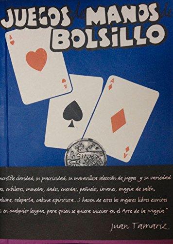Juegos de Manos de Bolsillo 4 (Spanish Edition)
