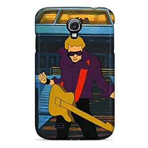 Top Quality Case Cover For Galaxy S4 Case With Nice American Pop Appearance
