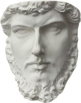 Wearcool Crafts Home Decor Desktop Ornament Celebrities Plaster Statue Gypsum Bust Portraits Famous Sculpture Greek Mythology David 2