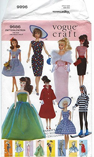 Vintage Vogue Doll Collection 9686 (Vogue Doll Collection)