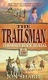 Chimney Rock Burial, Jon Sharpe, 0451193865
