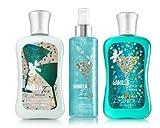 Bath & Body Works Vanillatini 3 Pc Gift Set (Full Size Shower Gel, Lotion, Shimmer Mist) For Sale