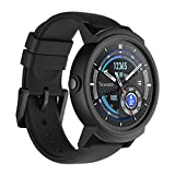 Ticwatch E most comfortable Smartwatch-Shadow,1.4 inch OLED...