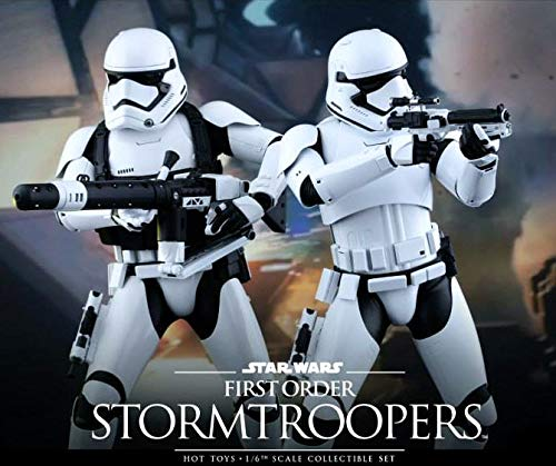 (Hot Toys Star Wars First Order Stromtroopers 1/6 Scale 12