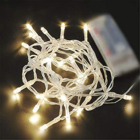 Christmas Flasher Fairy String Led Light Garlands Xmas Wedding Party Decor Event