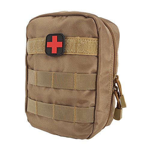 Etopsell Tactical Molle Medical EMT Pouch First Aid Utility Pouch